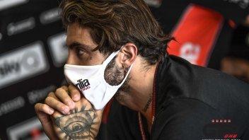 "MotoGP: Iannone: ""Mi sento ancora un pilota, voglio restare in MotoGP"""