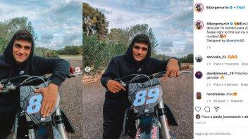 MotoGP: Oliveira costringe Jorge Martin a cambiare numero per il 2021