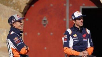 MotoGP: VIDEO - Marquez contro Marquez: sfida all'ultima citazione