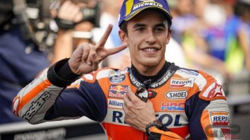 """MotoGP: Marquez può esultare: """"La spalla è completamente guarita"""""""