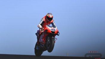 MotoGP: Miller fa volare la Ducati a Portimao: 1° in FP3, Dovizioso 4°. Disastro Rossi, 20°