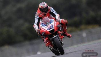 MotoGP: Miller 1° anche senza pioggia in FP2 a Valencia. Morbidelli e Dovizioso in Q2