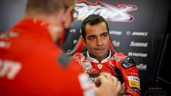 """MotoGP: Petrucci: """"Abbiamo preso le botte, andare piano con Ducati fa incazzare"""""""