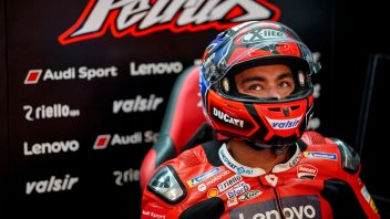 """MotoGP: Petrucci: """"If I had to leave now, I'd use Michele Pirro's set-up"""""""