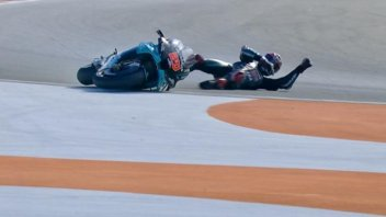 """MotoGP: Quartararo, lo sconfitto: """"La Yamaha 2020 non è stata la scelta corretta"""""""