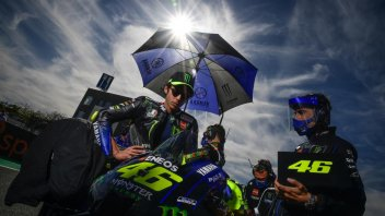 MotoGP: Rossi doesn't give up, but MotoGP becomes A Country For Young Men