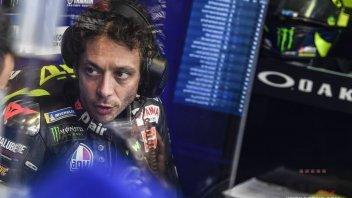 """MotoGP: Rossi: """"Avintia vuole soldi per prendere Marini? Basta che non paghi io!"""""""
