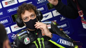 """MotoGP: Valentino Rossi: """"A positive swab is like being in an endless nightmare"""""""