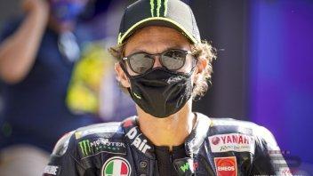 MotoGP: Valentino Rossi è negativo: è già in volo per Valencia