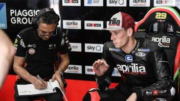 """MotoGP: Savadori: """"Lorenzo e Crutchlow? Non vedo l'ora di imparare da loro"""""""