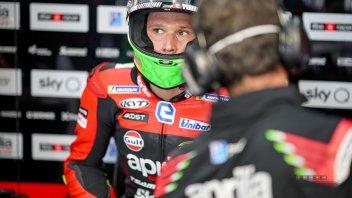 """MotoGP: Savadori: """"Il mio futuro in Aprilia? Meglio chiedere a Massimo Rivola"""""""