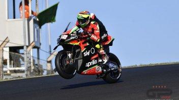 MotoGP: Smith o Savadori: il secondo pilota Aprilia deciso dopo i test invernali