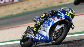 MotoGP: Mir si prende il warm up di Valencia, 2° A.Espargarò con l'Aprilia. Rossi 19°