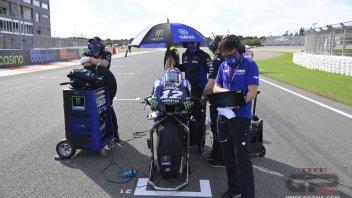 MotoGP: Caso Yamaha: le valvole erano diverse, per durezza e geometria