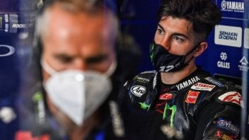 """MotoGP: Vinales: """"A Sepang ho dato delle indicazioni alla Yamaha, ma hanno fatto altro"""""""