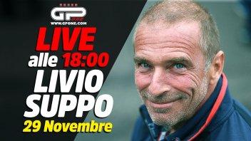 MotoGP: LIVE - Livio Suppo ospite della diretta sabato 28 alle 18:00