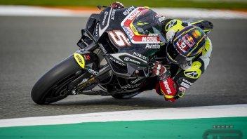 MotoGP: Zarco esalta la Ducati: 1° in FP2 a Portimao. Rossi in crisi, cade ed è 21°