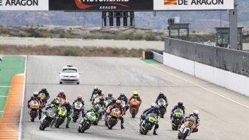 News: Provisional Calendar 2021 CEV Moto2 European Championship and Talent Cup