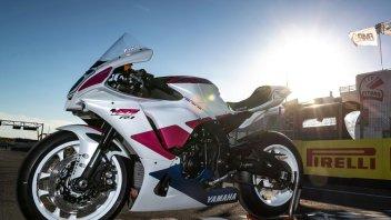 News: Raccolti 27.000 euro per la Yamaha R1 Replica Fabrizio Pirovano
