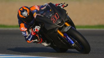 """SBK: Gerloff: """"Today I was so tired that I crashed on my coming in lap"""""""