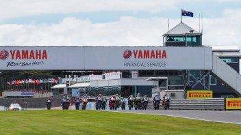 SBK: Phillip Island non sarà la gara d'apertura del Mondiale 2021 Superbike