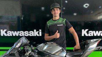 SBK: De Rosa: è addio con MV Agusta, ripartirà da Kawasaki con Orelac