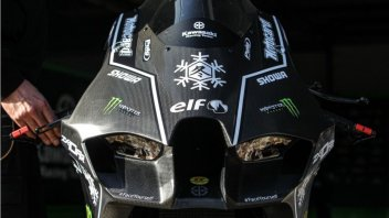 SBK: His opponents stopped, Rea hasn't! Test at Aragon for the new Kawasaki.