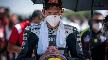 SBK: Tito Rabat contende a Loris Baz la Ducati V4 del team Barni