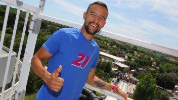 SBK: Davide Giugliano debutta in SuperSport con Randy Krummenacher