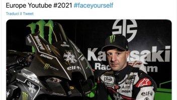 SBK: Rea faccia a faccia con il nuovo mostro verde Kawasaki