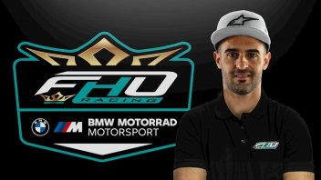 SBK: Xavi Fores returns to BSB with FHO Racing BMW together with Peter Hickman