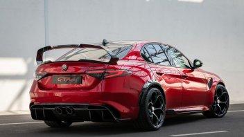 Auto - News: Alfa Romeo Giulia GTA my2021: caratteristiche foto e video della berlina italiana