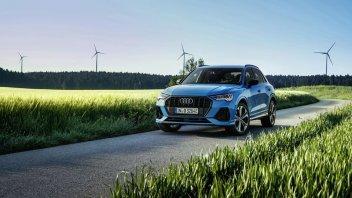 Auto - News: Audi Q3 e Q3 Sportback TFSI 2021: le caratteristiche dei primi SUV compatti Plug-in