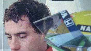 Auto - News: Ayrton Senna, la magia della perfezione: un racconto inedito di 'Magic'