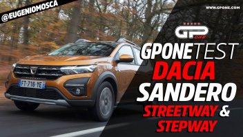 Auto - Test: Prova VIDEO Dacia Sandero Streetway e Stepway 2021: Borghese con le… ruote per terra