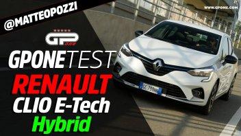 Auto - Test: Prova Renault Clio E-Tech Hybrid: l'ibrida con un po' di F1 e consumi da record