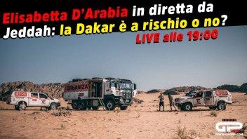 Dakar: LIVE - Alle 19:00 in diretta da Jeddah: la Dakar è a rischio o no?