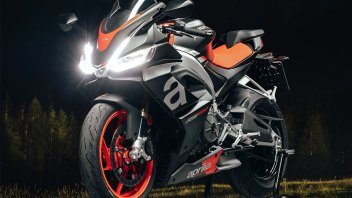 Moto - News: Aprilia al lavoro su una RS 400: progettata in Italia, costruita in India