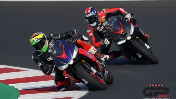 Moto - News: Fifteen year olds, now's your chance! The Aprilia RS 660 Trophy is here!