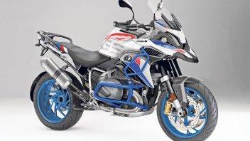Moto - News: La BMW GS più maestosa di sempre ha il motore della R18: un concept da urlo