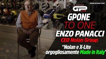"Moto - News: Panacci: ""Nolan e X-Lite orgogliosamente Made in Italy"""