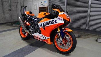 Moto - News: Volete una Honda CBR 1000 RR-R replica Marc Marquez? Ecco dove trovarla