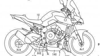 Moto - News: Yamaha: ulteriori conferme e dettagli sul tre cilindri della futura MT-10 'Turbo'