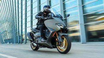 Moto - Scooter: Yamaha: per TMAX 560 2021 ed XMAX 2021 arrivano l'Euro 5 e nuovi colori