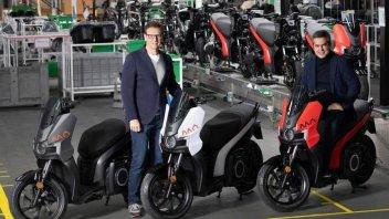 Moto - Scooter: Seat MÓ eScooter 125: si parte con la produzione dello scooter elettrico
