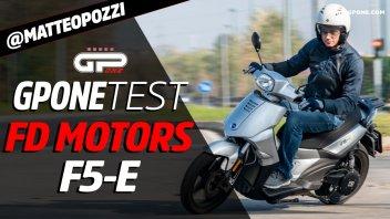 Moto - Test: Prova FD Motors F5-E: un'interessante proposta elettrica di Italy2Volt