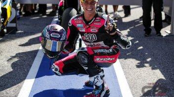 """Moto2: Di Giannantonio: """"Una pole che ha sorpreso anche me"""""""