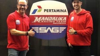 Moto2: L'Indonesia sbarca nel Mondiale: nasce il Pertamina Mandalika SAG Team