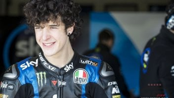 """Moto2: Vietti: """"To win you need consistency, nothing excessive. Like Mir"""""""