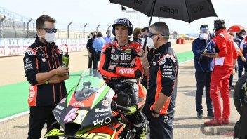 MotoGP: ULTIM'ORA - Aleix Espargarò penalizzato di 3 posizioni in griglia